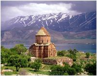 Religious Ceremony Held at Historical Armenian Church in Turkey