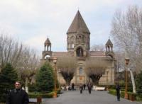 Turkey Renovates Armenian Church