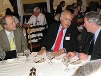 L-R: Congressman Ed Whitfield, Mr.Mehmet Dulger, MP, Chairman of the Parliamentary Commission on Foreign Affairs, Congressman Robert Wexler.