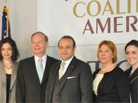 TCA Welcomes Egemen Bağış, Minister for EU Affairs and Chief Negotiator