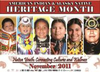 American Indian & Alaska Native Heritage Month