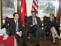 TCA sponsored a panel discussion in Washington, DC