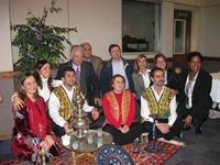 Former Turkish Ambassador to US visits Historically Black Colleges