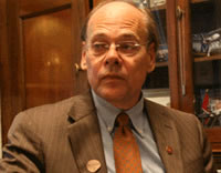 Congressman Steve Cohen is a Democratic member of the United States House of Representatives representing Tennessee's 9th district.  <br> (Photo: Necdet Kosedag)
