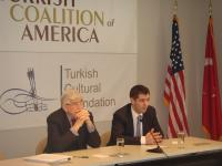 TCA Hosts Event on US-Turkey Alliance and Turkish-Israeli Relations