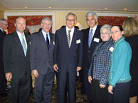Amb. James Jeffrey meets with leaders of Turkish American organizations