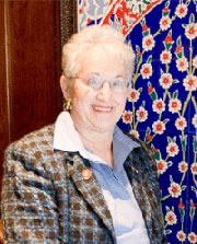 Congresswoman Virginia Foxx  (NC)-R (Photo: Ayhan Kay)