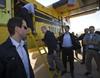Turkey Helps Israel Combat Fire
